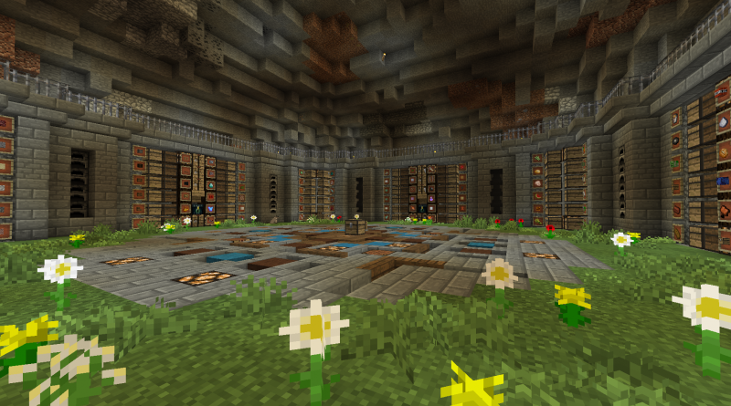 GamingTwist's 6th storage room…(yeah i know) and 3rd base